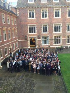 Cambridge Week 2 Formal Hall